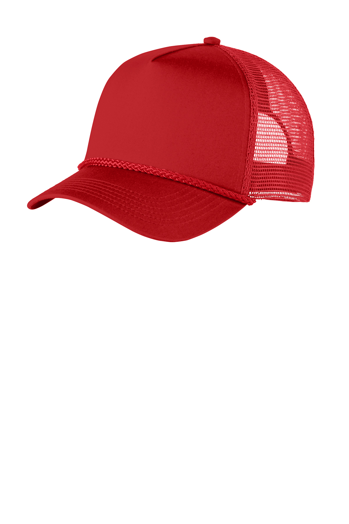 Custom Text on Front C932 Baseball Style   5-Panel Snapback Cap