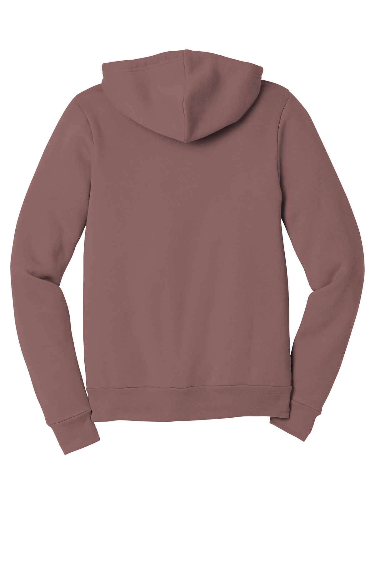 81ac984aa BELLA+CANVAS ® Unisex Sponge Fleece Full-Zip Hoodie | Sweatshirts ...
