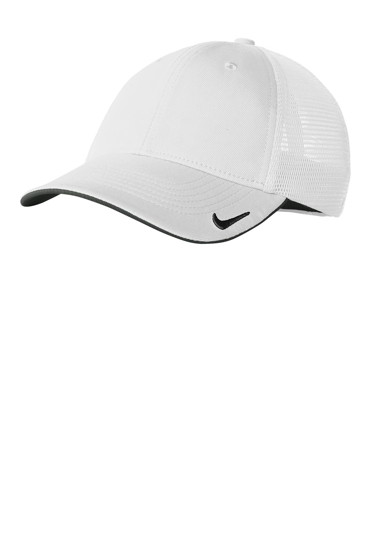 907661e3 Nike Dri-FIT Mesh Back Cap | Caps | SanMar