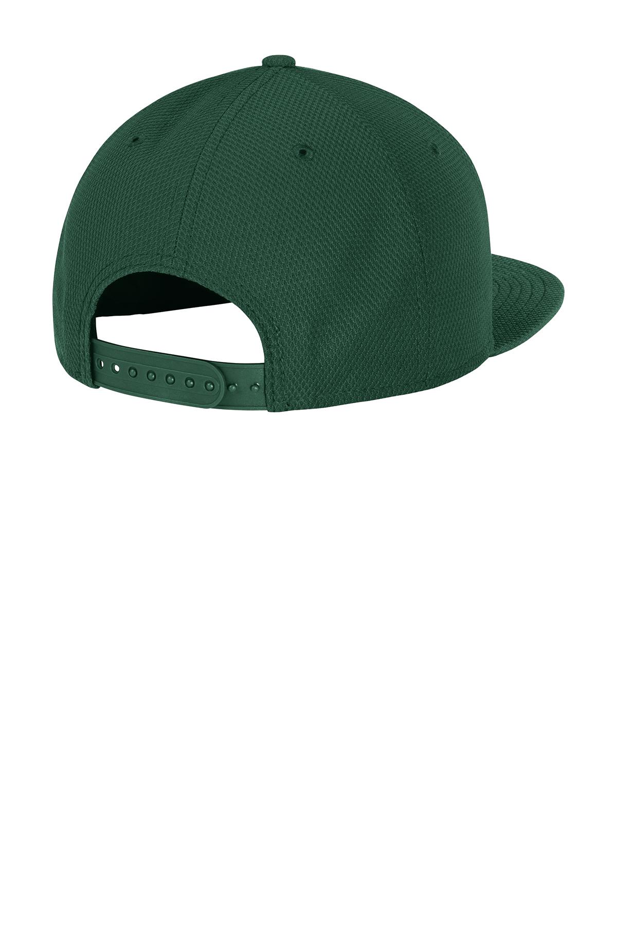 006f230942e9f New Era® Original Fit Diamond Era Flat Bill Snapback Cap