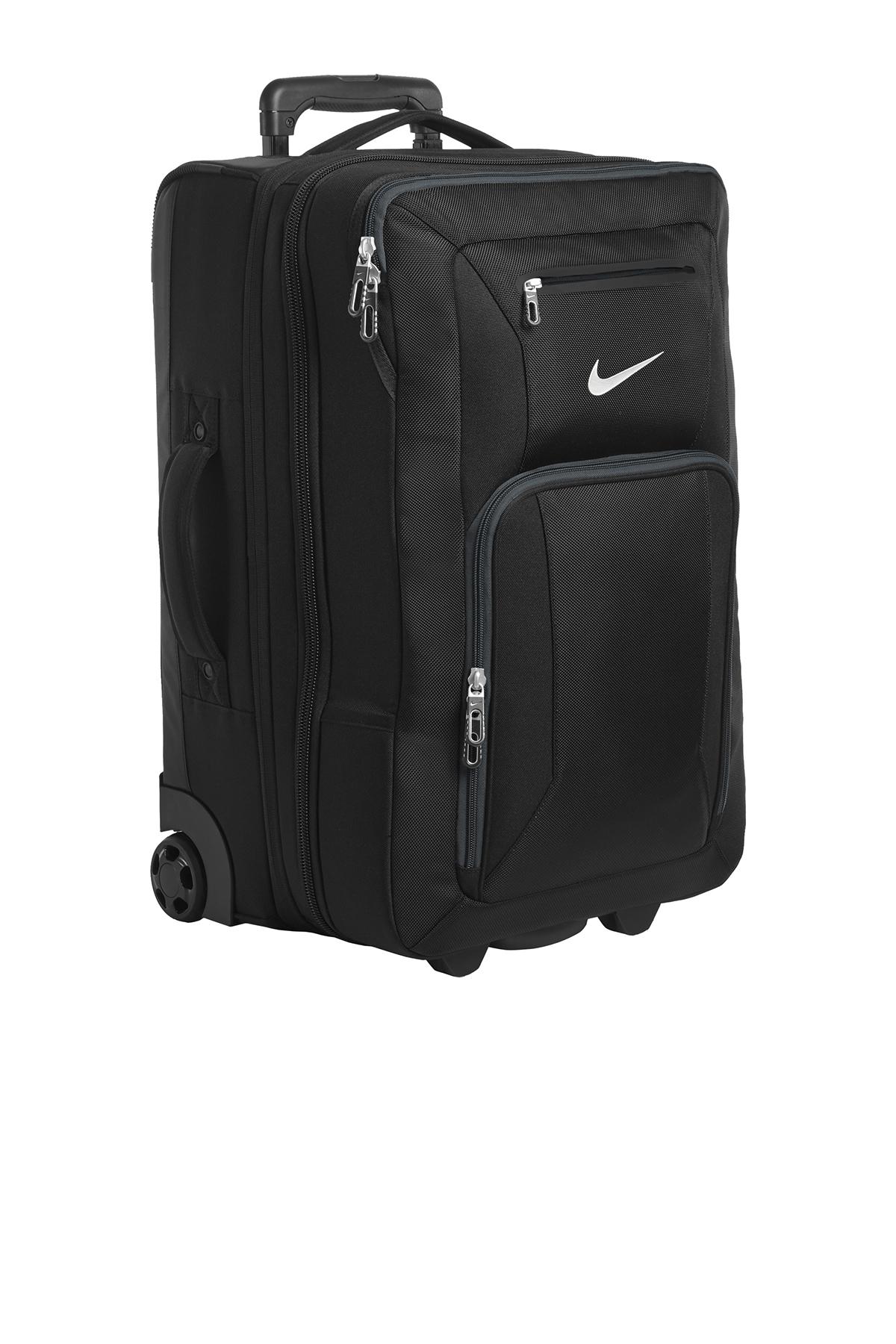 Nike Elite Roller   Rolling Bags   Bags   SanMar e71f834c7e