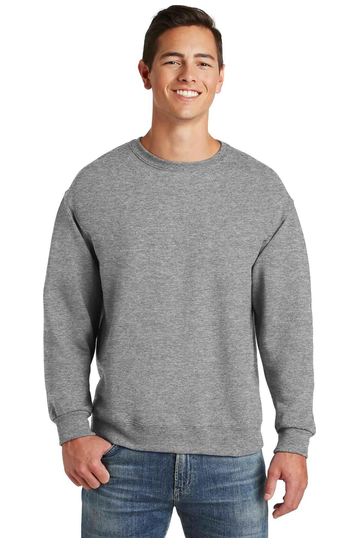 9bbec55eedde2e JERZEES® SUPER SWEATS® NuBlend® - Crewneck Sweatshirt ...
