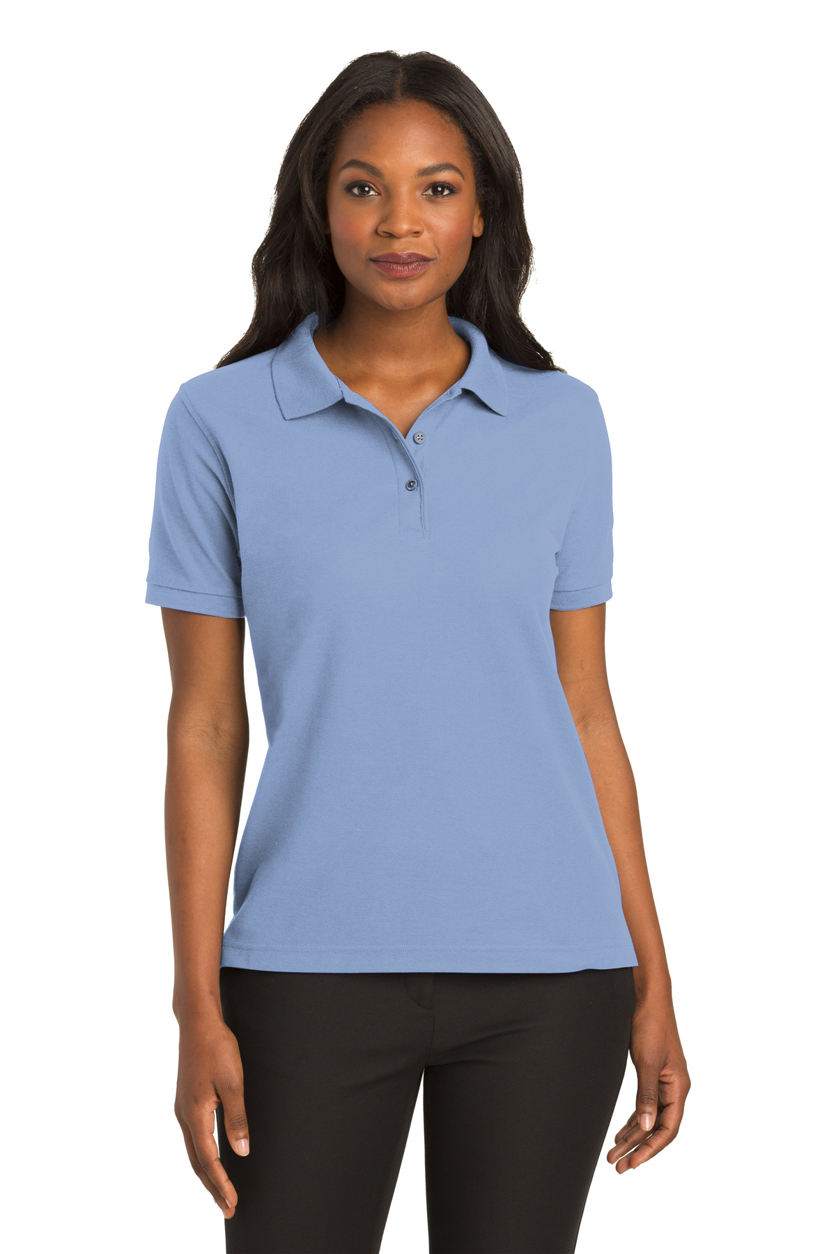 0cd4522a7b00 Port Authority® Ladies Silk Touch™ Polo