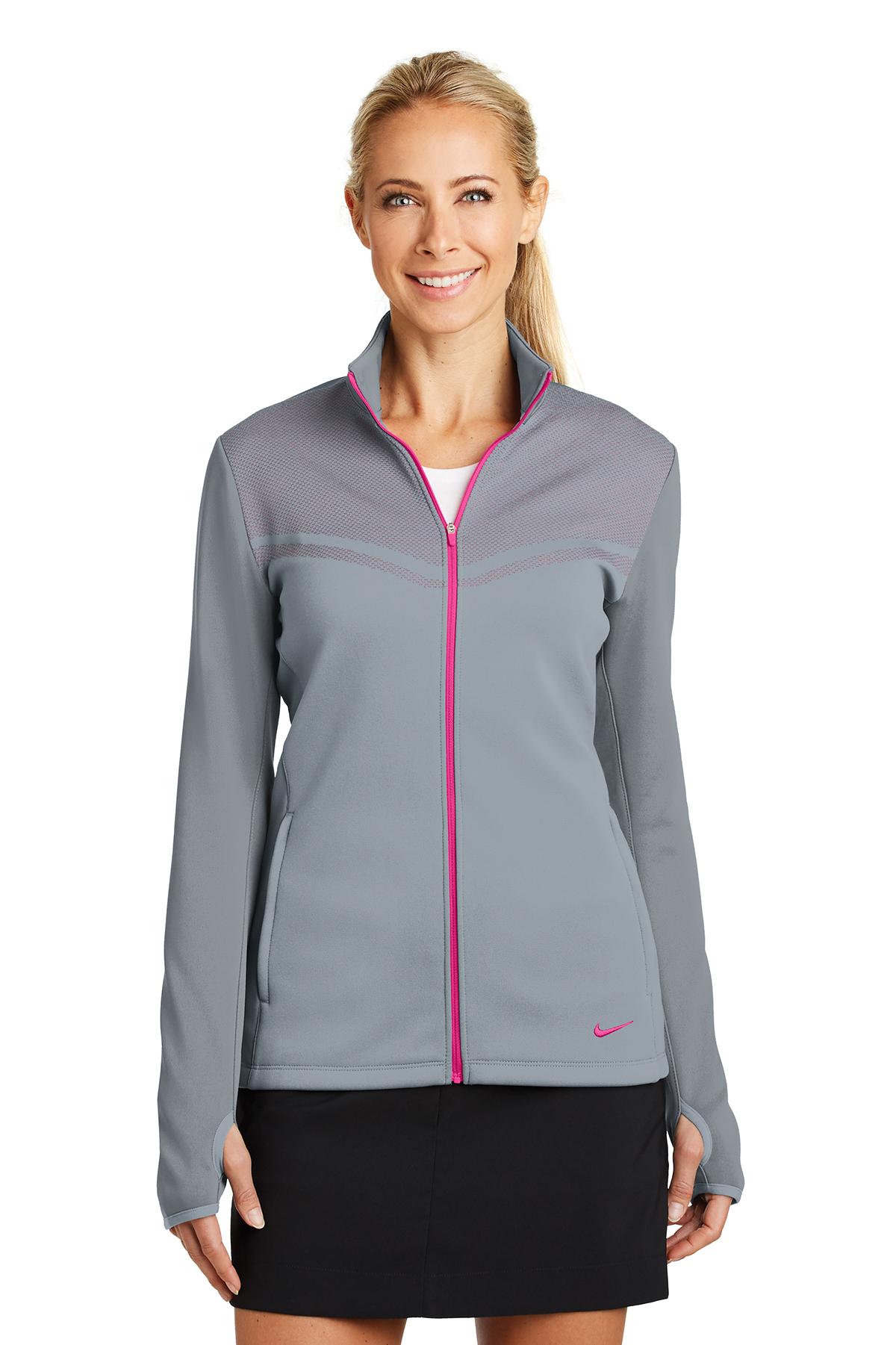 Ladies Cotton Zip Jacket Size 10-24