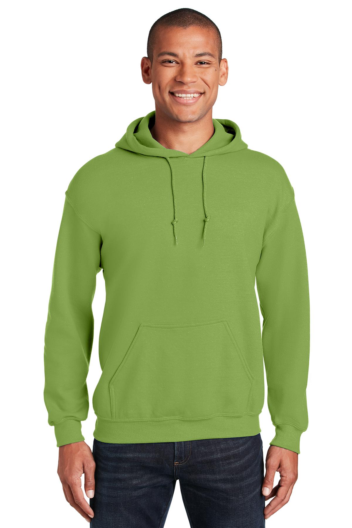 1 Sand Gildan G18500 Heavy Blend Adult Unisex Hooded Sweatshirt S 1 Ash