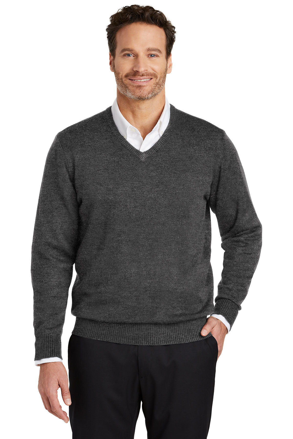 black and maroon adult sizes SALE PRICES V-neck knitted jumper 100/% acrylic