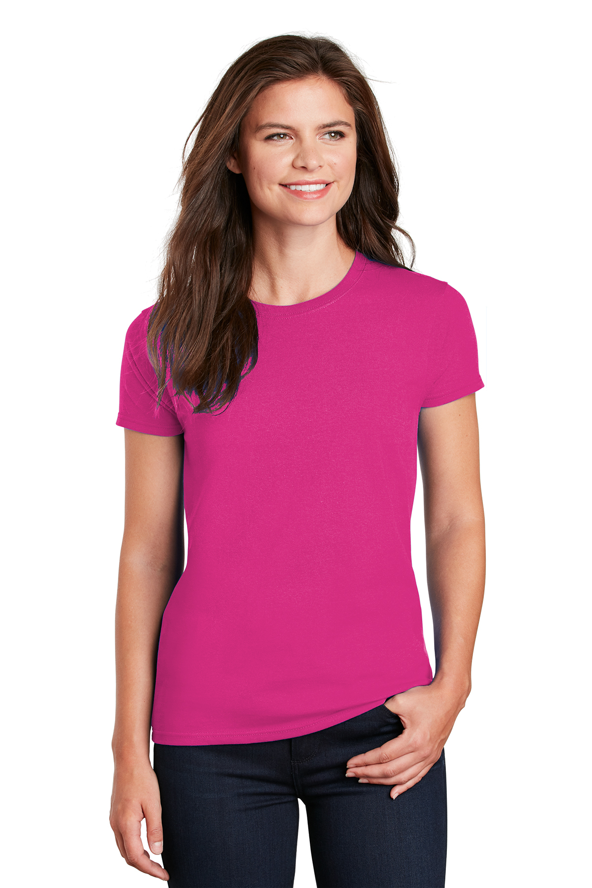 759c444c3125ec Gildan® - Ladies Ultra Cotton® 100% Cotton T-Shirt | 6-6.1 100 ...