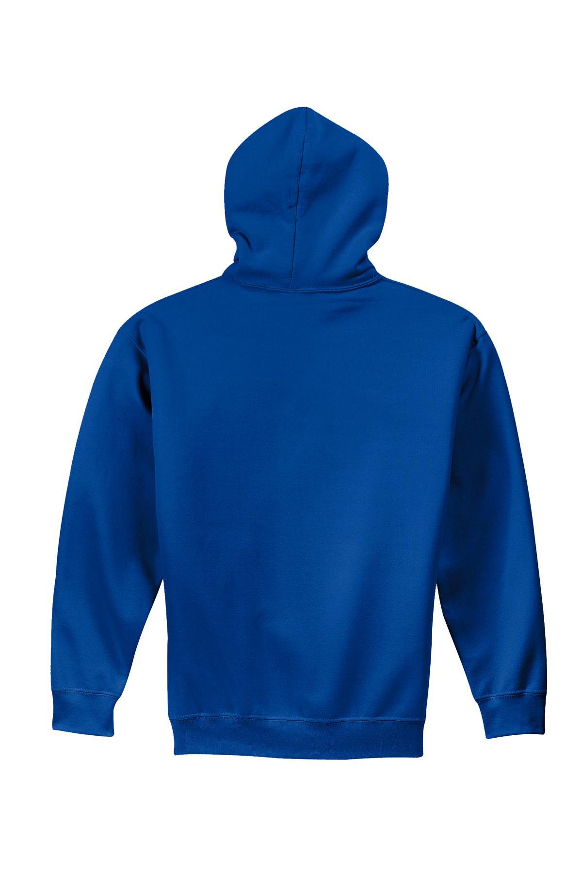 1 Gold Gildan G18500 Heavy Blend Adult Unisex Hooded Sweatshirt M 1 Royal