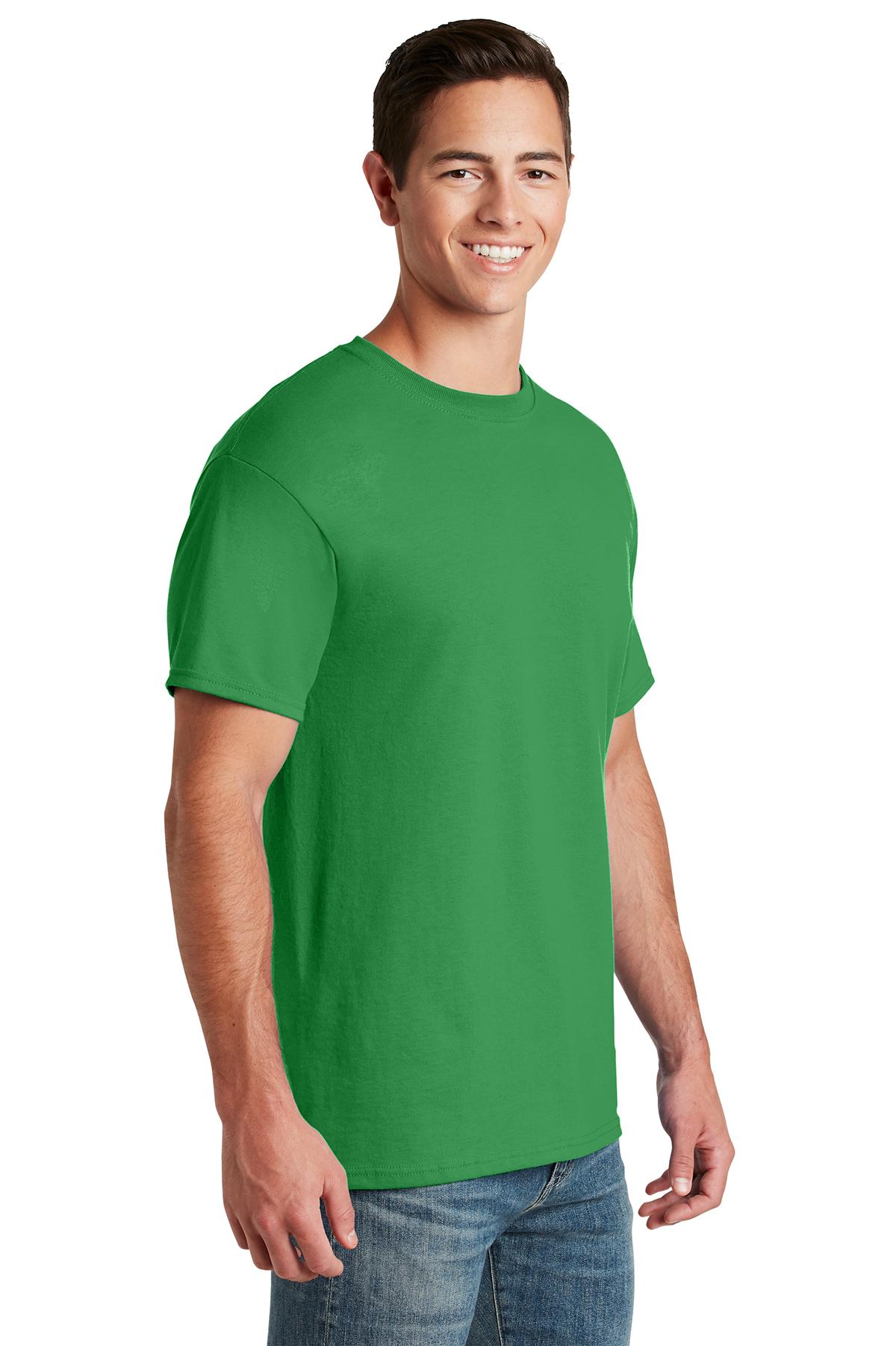 c7c41bb9eec JERZEES® - Dri-Power® Active 50 50 Cotton Poly T-Shirt
