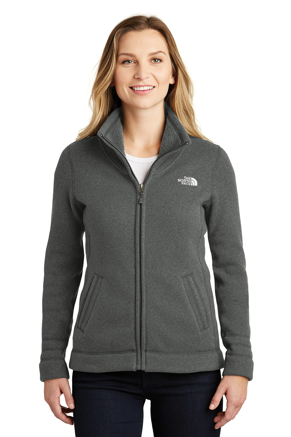 The North Face® Ladies Sweater Fleece Jacket | Sweatshirts