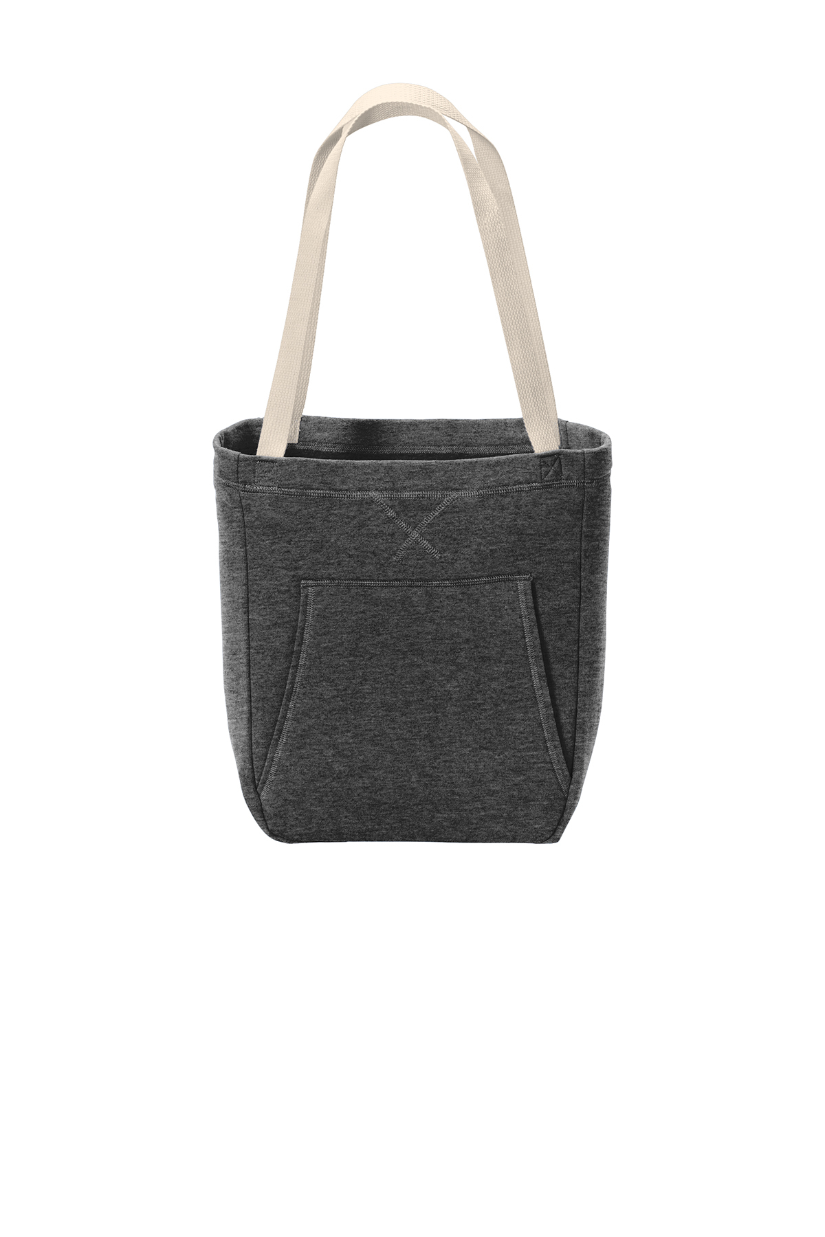 Fleece Sweatshirt Tote - BTO1043