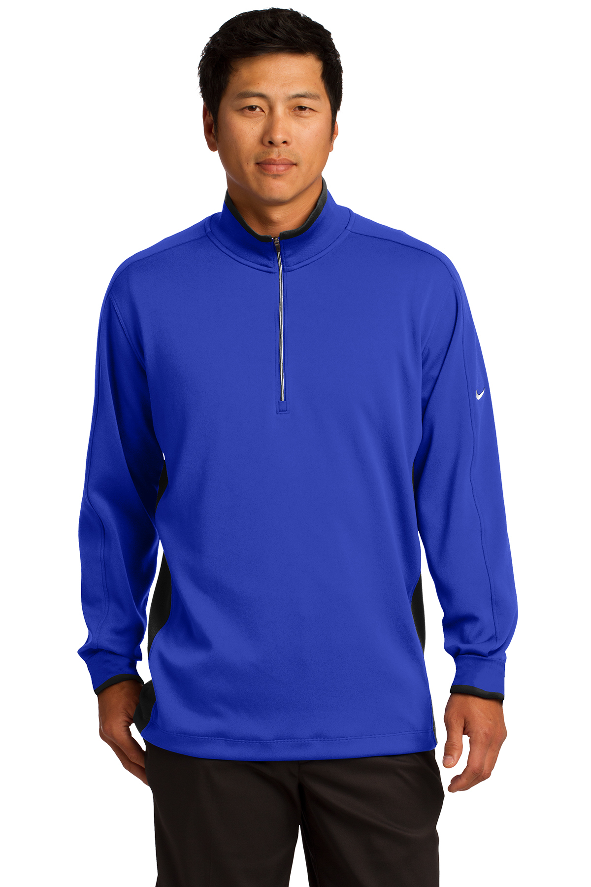 Nike Dri-FIT 1 2-Zip Cover-Up. Brand Logo a11863371