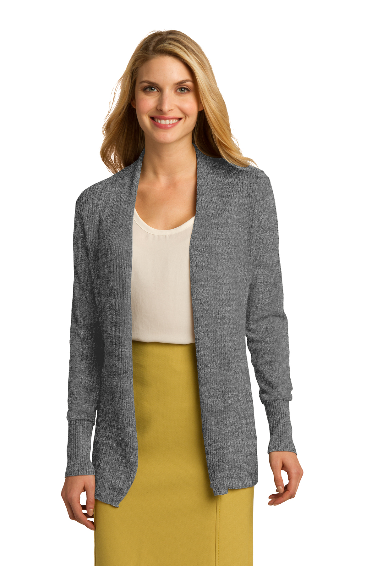 abdf2e844d Port Authority Ladies Value Jewel-Neck Cardigan Sweater. Starting at   33.98. Delete. Port Authority sup   174   sup  Ladies Open Front