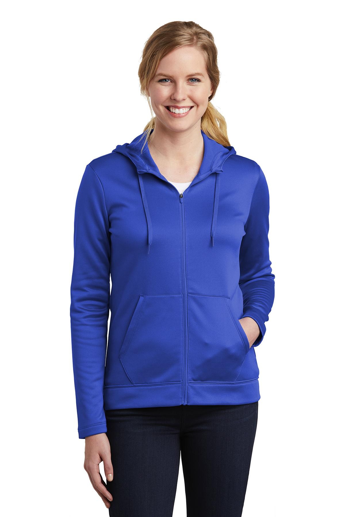 fcb00f54 Nike Ladies Therma-FIT Full-Zip Fleece Hoodie | Sweatshirts/Fleece ...