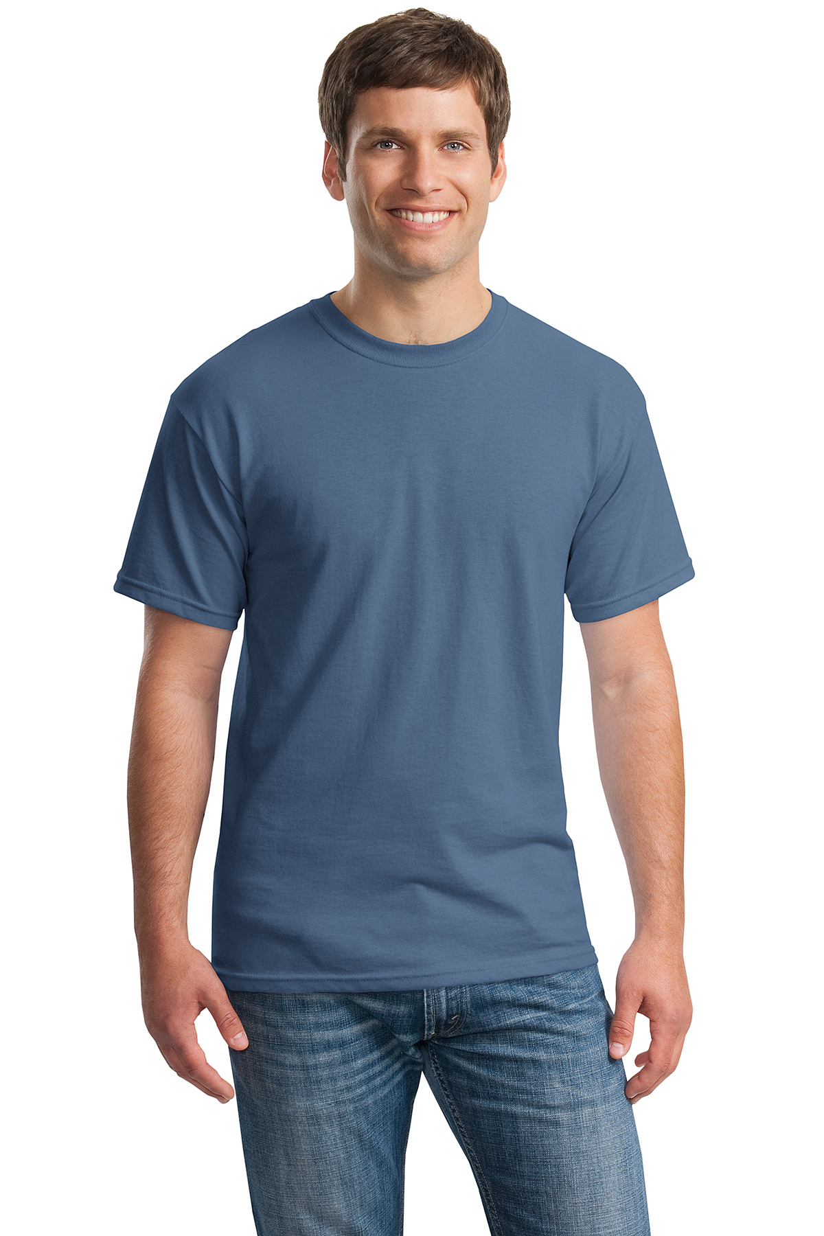 ... Gildan® - Heavy Cotton™ 100% Cotton T-Shirt. A maximum of 8 logos have  been uploaded. Please remove a logo from My Logos to continue