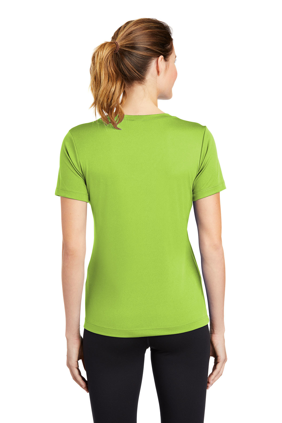 Anhyzer Designs Addicted to Kayaking Ladies Sport Tek Brand PosiCharge Competitor Polyester Performance Short Sleeve Tee