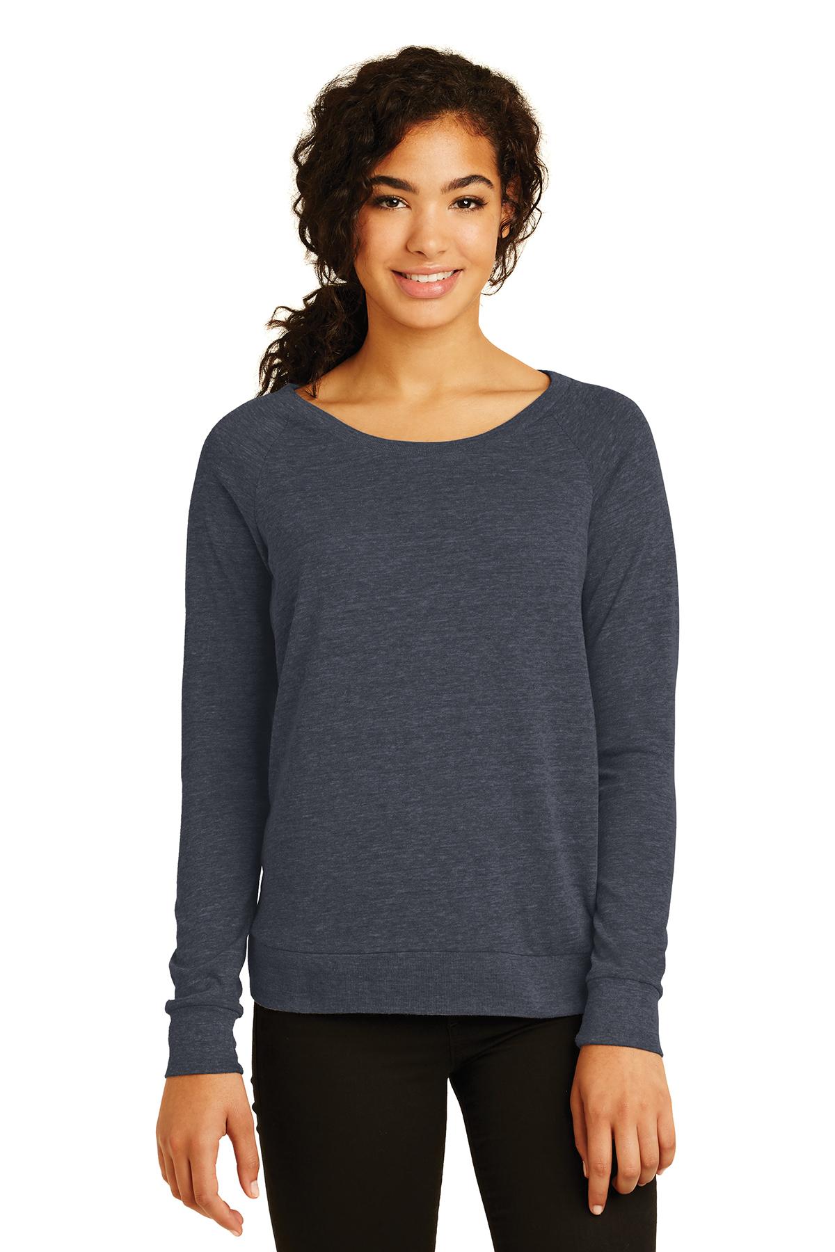 83c165274af Alternative Women's Eco-Jersey™ Slouchy Pullover | Alternative ...
