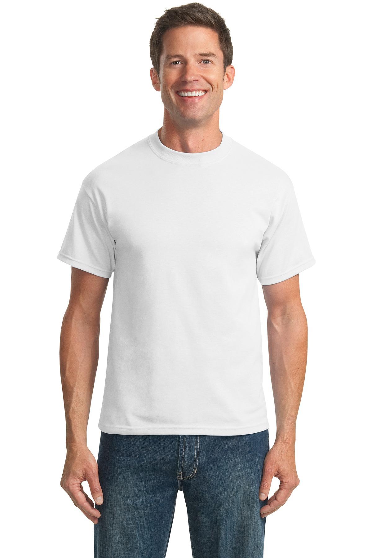 857fef94eaa5 Port & Company® Tall Core Blend Tee | 50/50 Blend | T-Shirts | Port &  Company