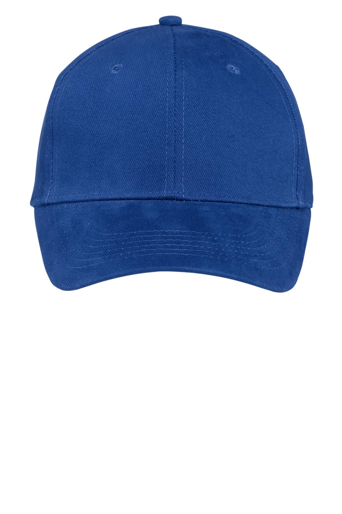 fc9fcadff89 Port   Company® - Brushed Twill Cap