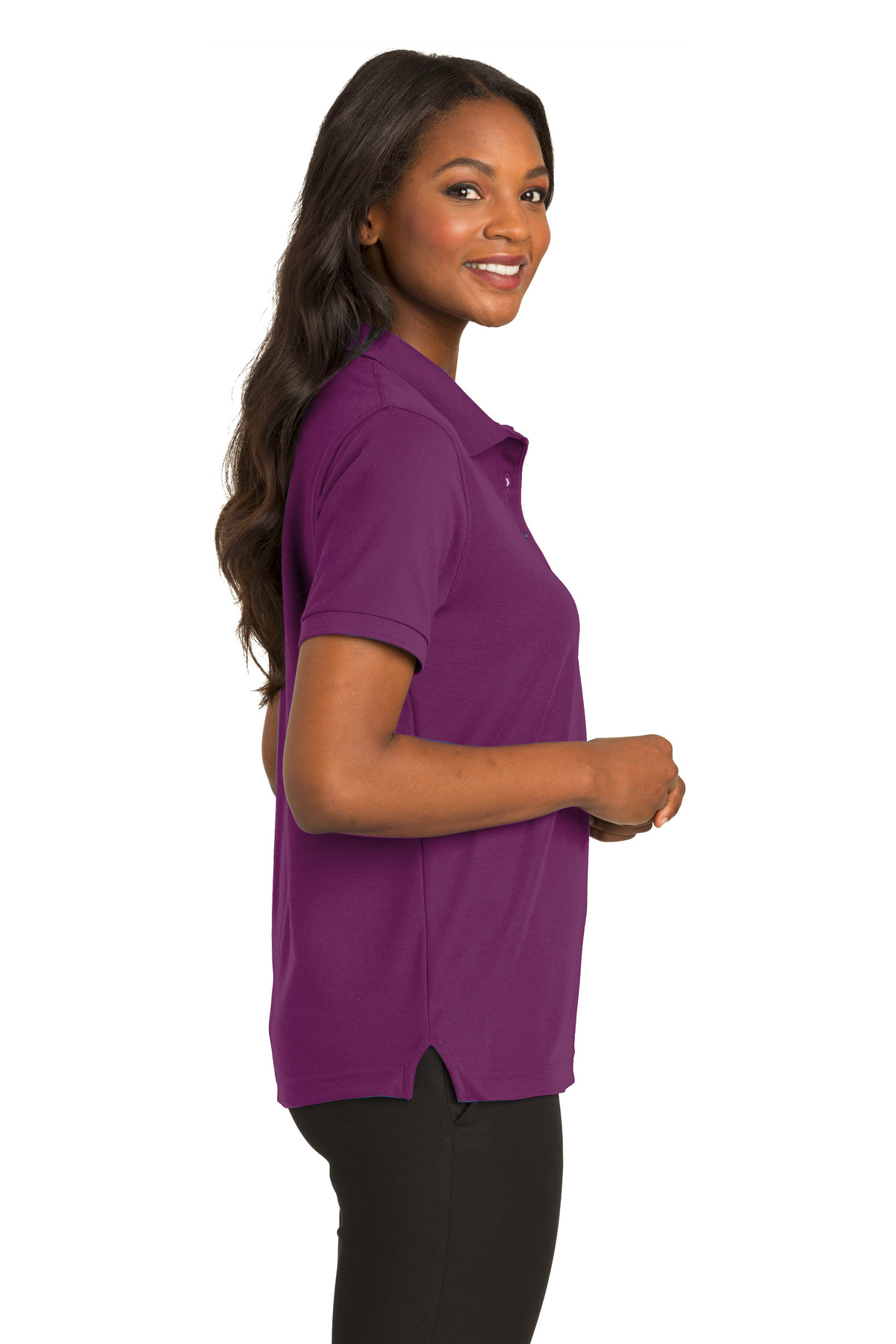 80b7be31 ... Port Authority® Ladies Silk Touch™ Polo. A maximum of 8 logos have been  uploaded. Please remove a logo from My Logos to continue
