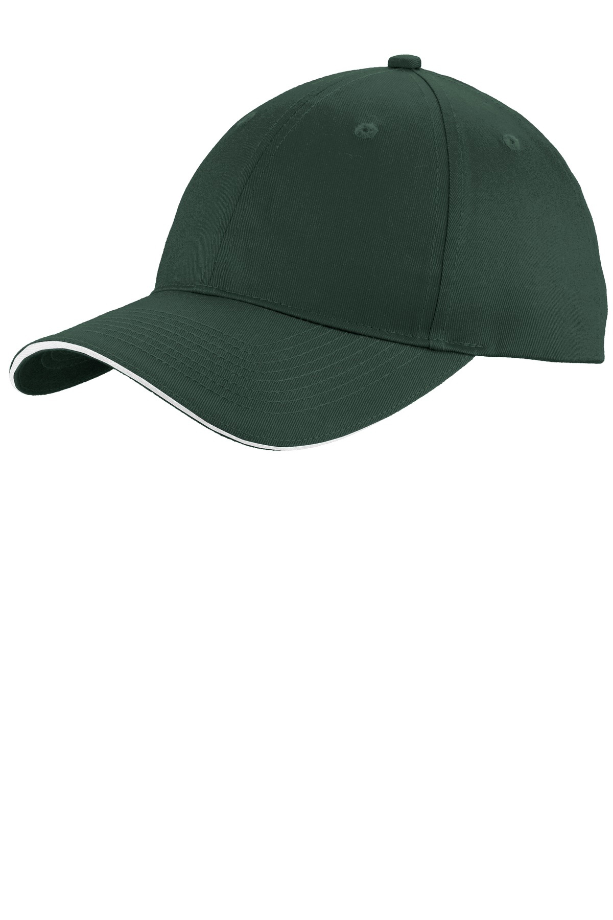 7b0ebd37 Port & Company® Unstructured Sandwich Bill Cap | Fashion | Caps ...