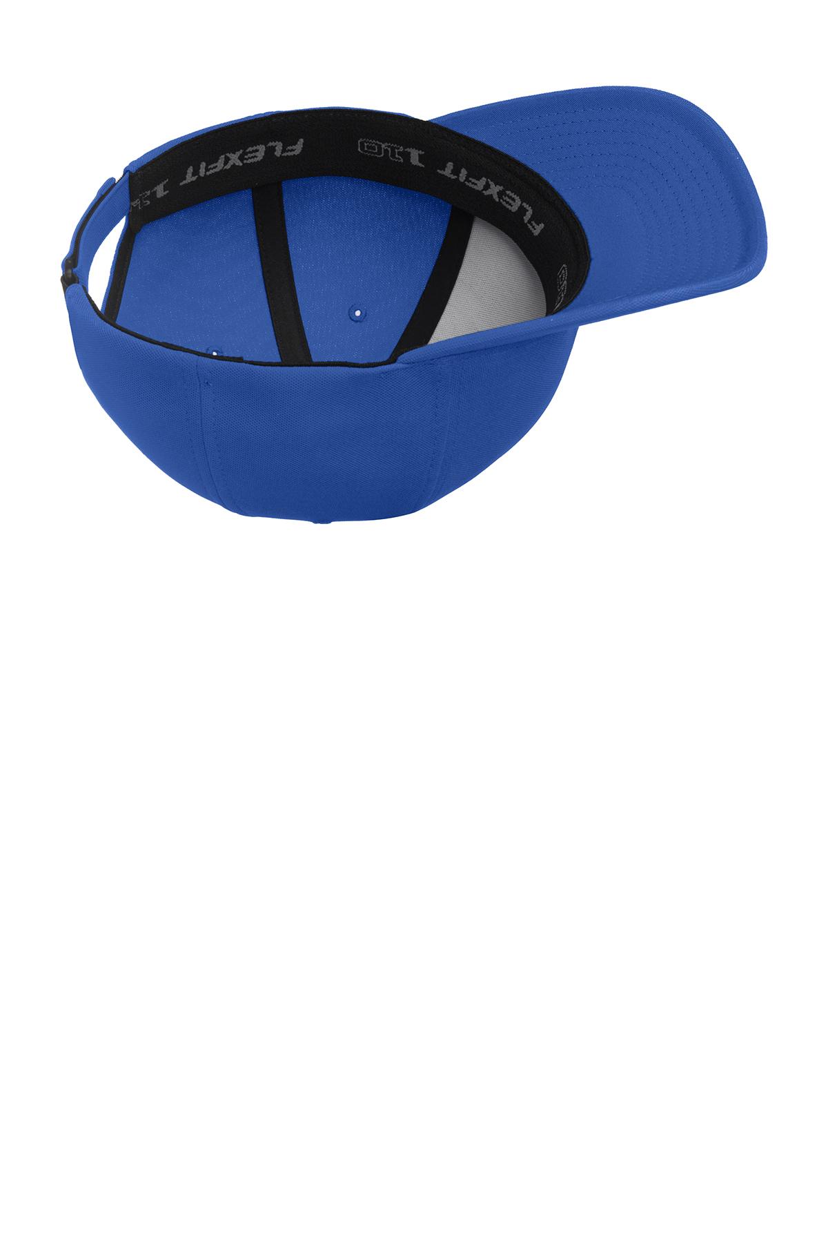 fbd5eb04054 Port Authority® Flexfit 110® Cool   Dry Mini Pique Cap
