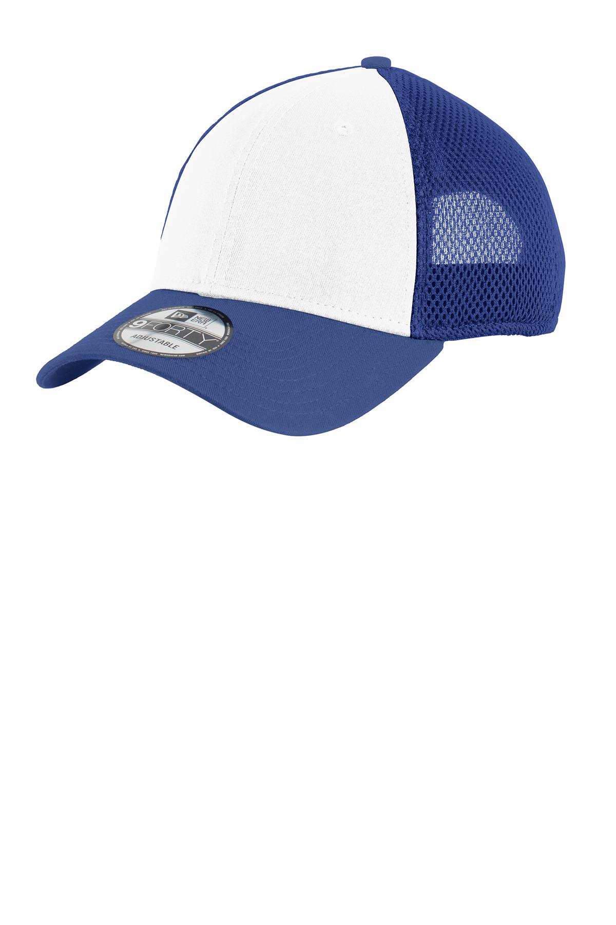 ddf10e87b3c2e New Era® - Snapback Contrast Front Mesh Cap