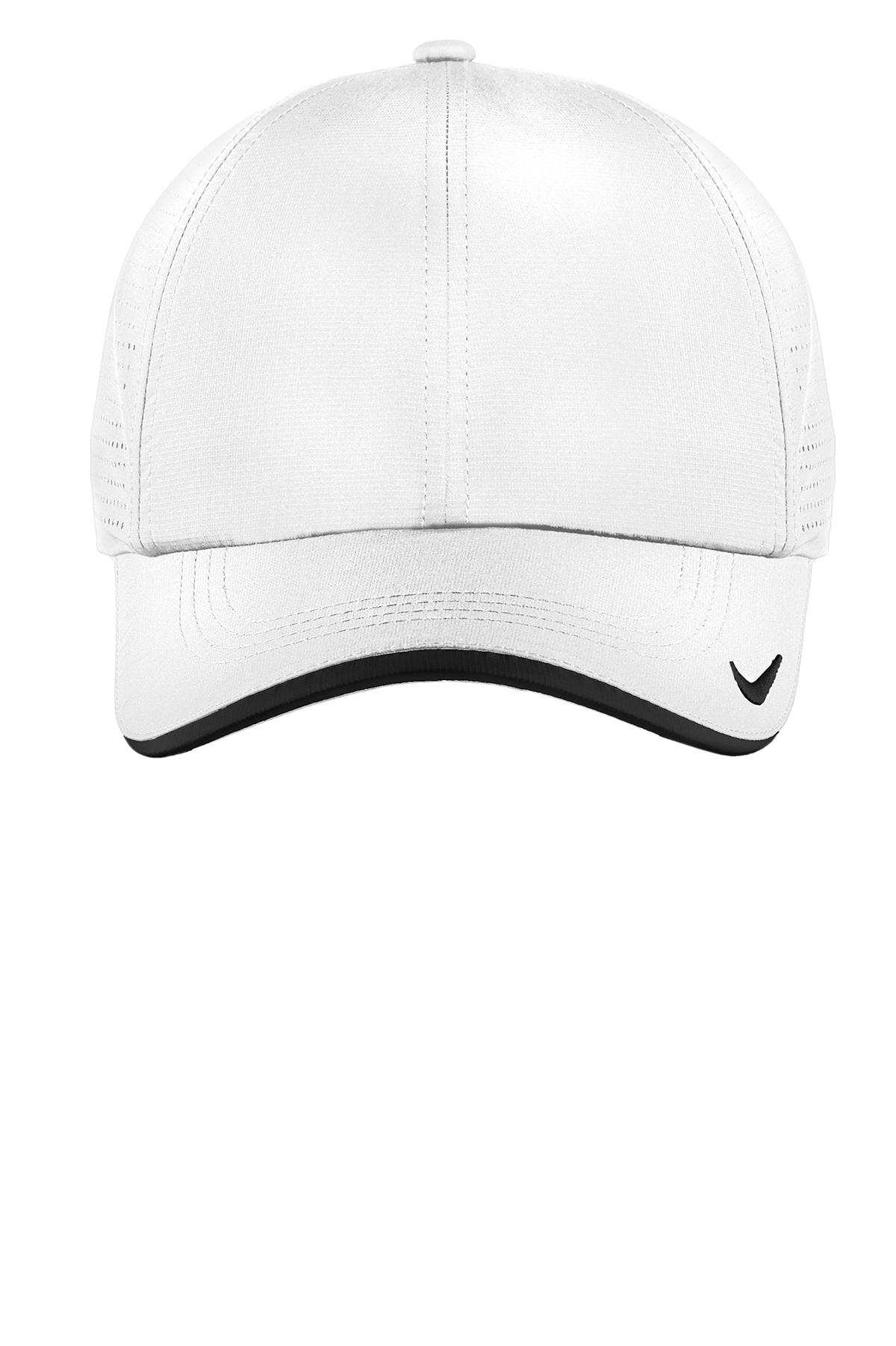 aa6747333 Nike Dri-FIT Swoosh Perforated Cap   Performance/Team   Caps   SanMar