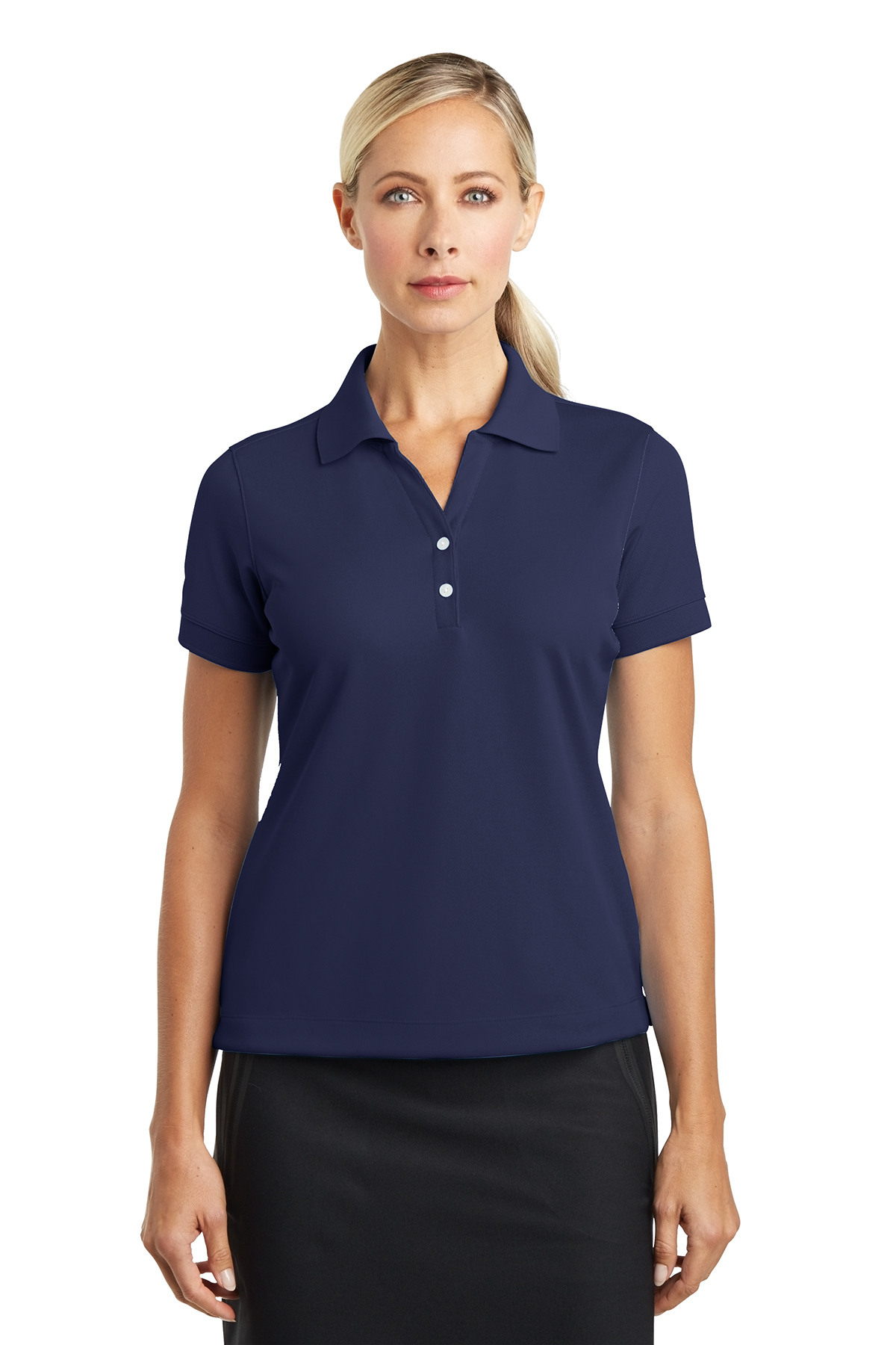 d65b2b4cc482 Nike Ladies Dri-FIT Classic Polo