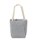Sangria//Charcoal Personalized Basketball Shoulder Bag All about me company Canvas Allie Tote Bag