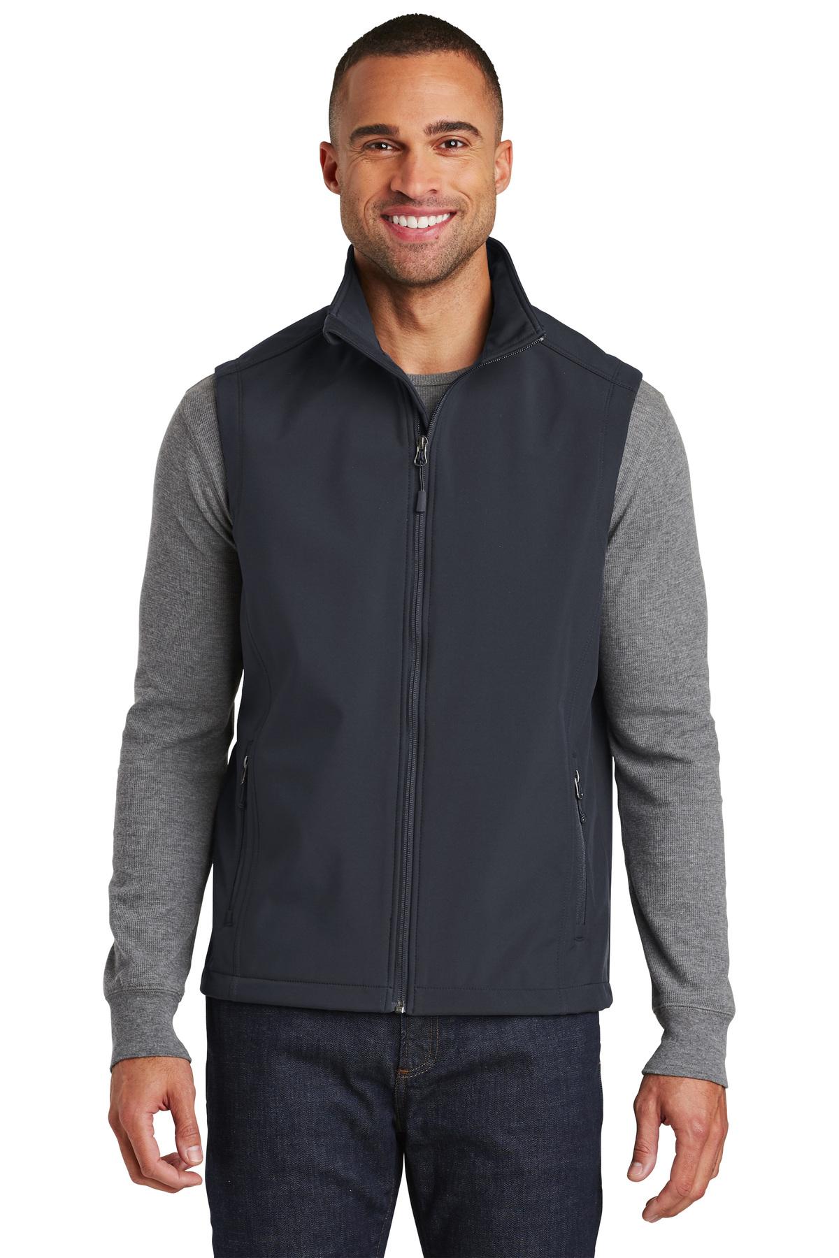 8665a4ee117 Port Authority® Core Soft Shell Vest