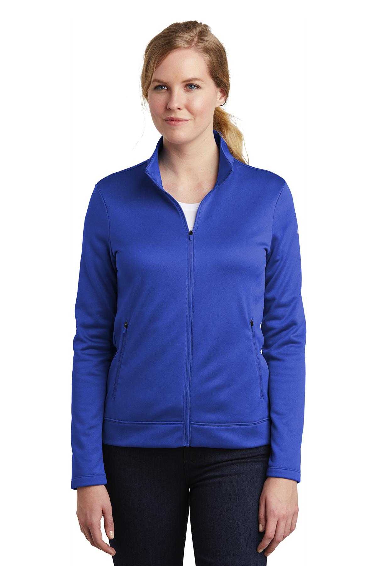 3239472f Nike Ladies Therma-FIT Full-Zip Fleece | Sweatshirts/Fleece | SanMar