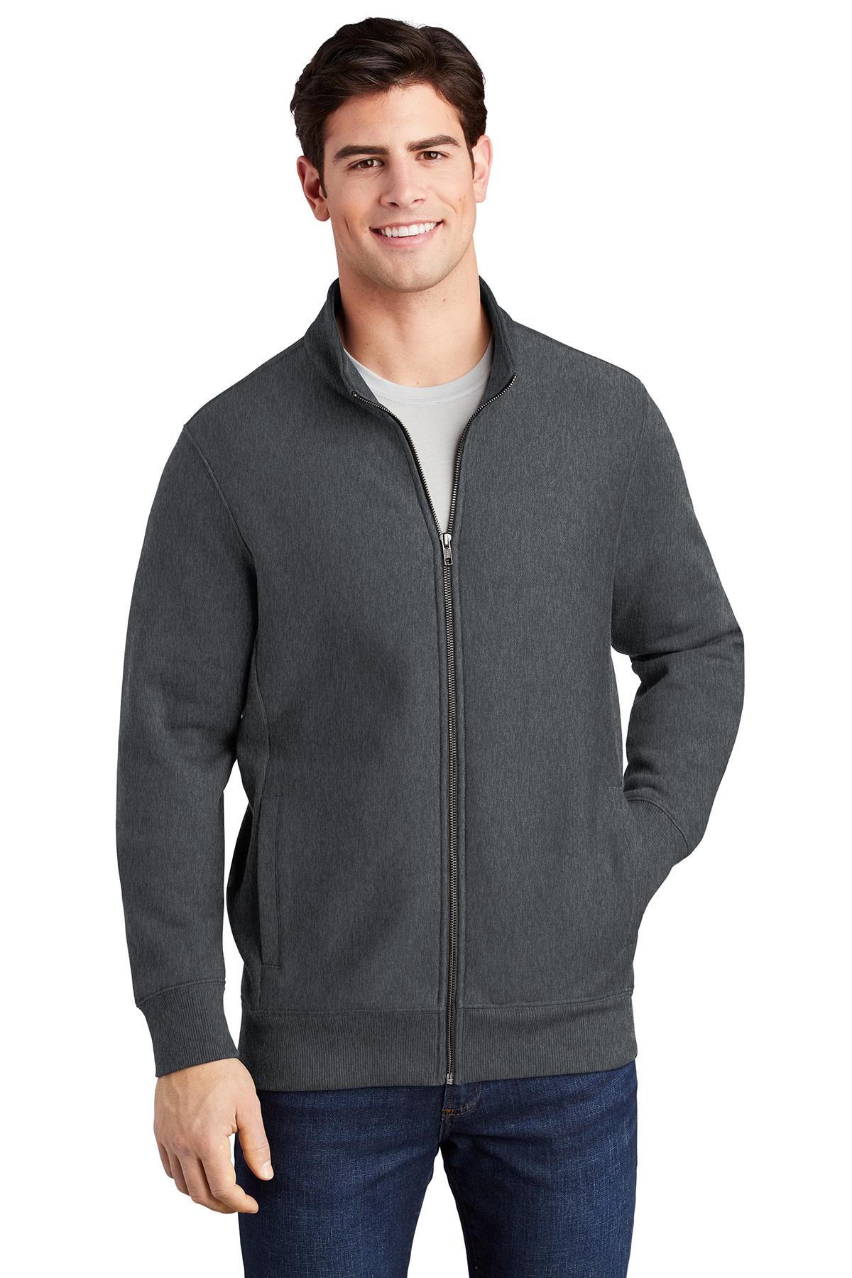 Sport-Tek Super Heavyweight 1//4-Zip Pullover Sweatshirt
