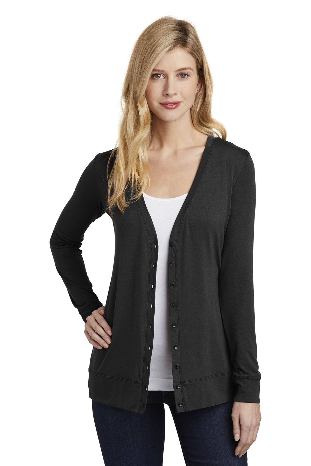cd6c4e7ecd2e Port Authority® Ladies Concept Cardigan | Sweaters | Polos/Knits ...