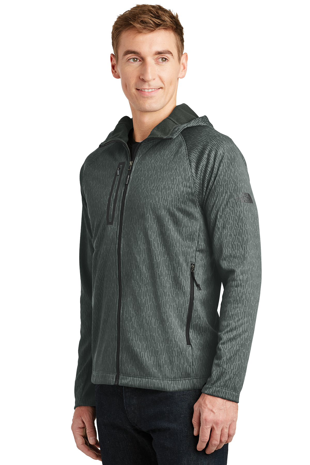 3623eff60 The North Face® Canyon Flats Fleece Hooded Jacket | Corporate ...