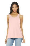 a36ac4e6191 BELLA+CANVAS ® Women s Flowy Muscle Tee With Rolled Cuffs