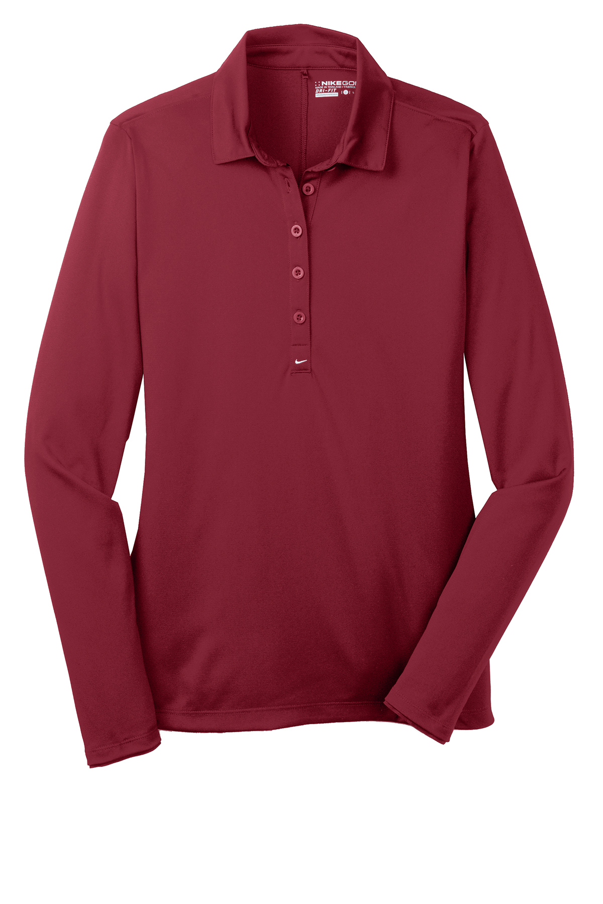 c4c295345 ... Nike Ladies Long Sleeve Dri-FIT Stretch Tech Polo. A maximum of 8 logos  have been uploaded. Please remove a logo from My Logos to continue