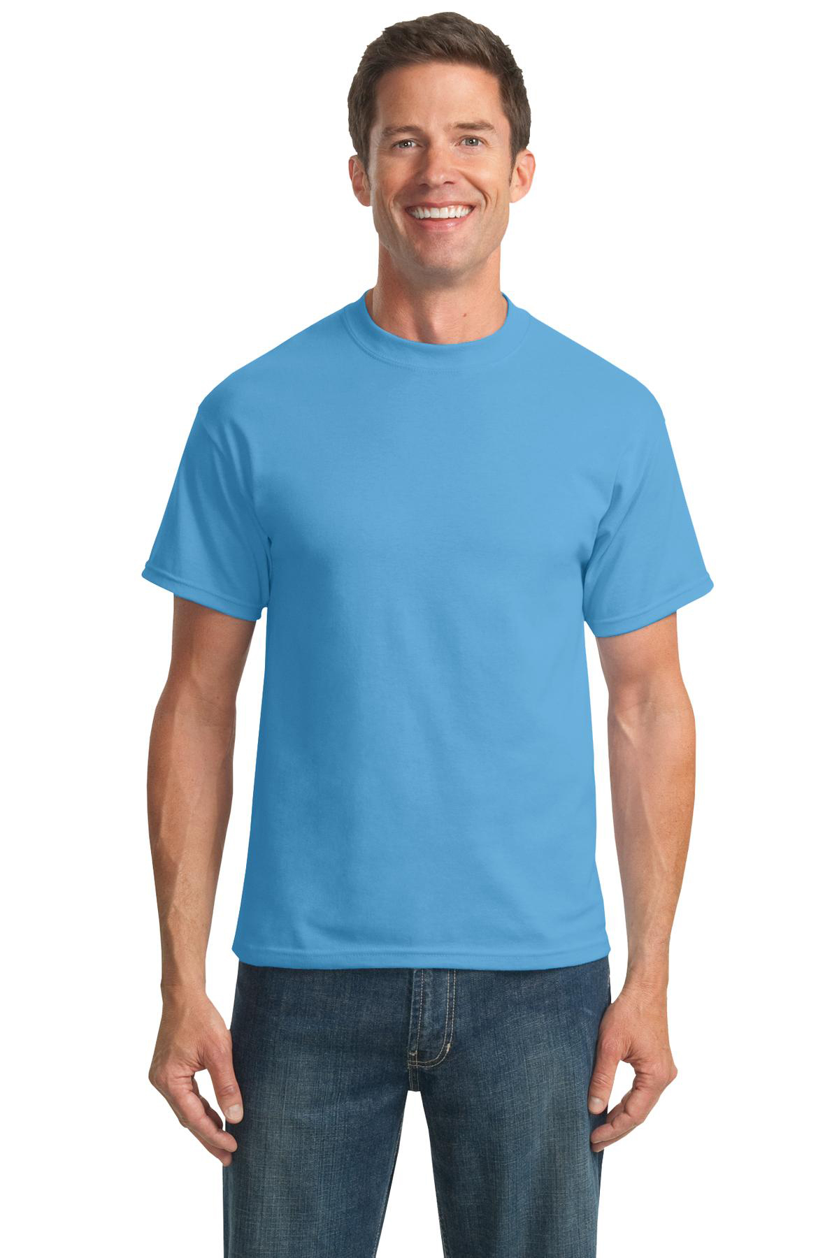 592d4a787124 Port & Company® Tall Core Blend Tee | 50/50 Blend | T-Shirts | SanMar
