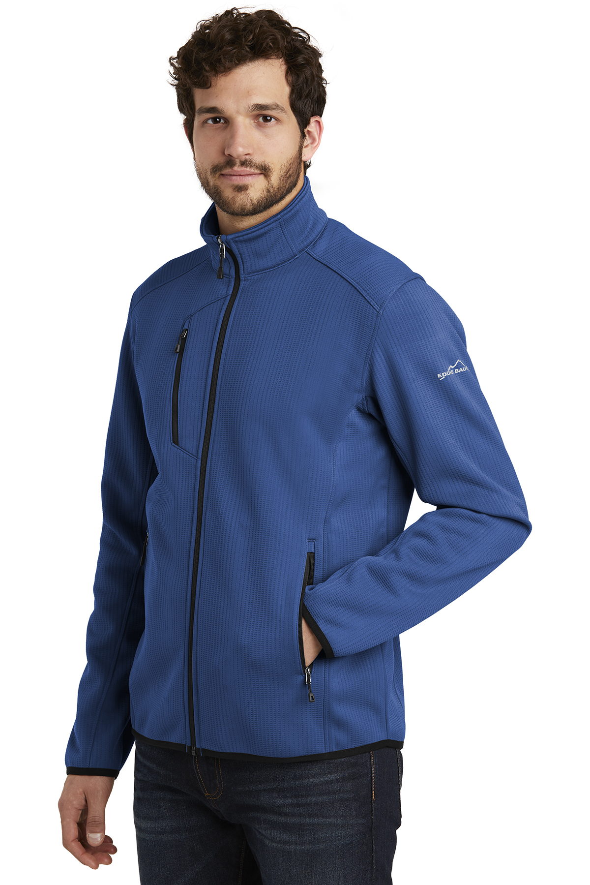 d3794646bdf ... Eddie Bauer ® Dash Full-Zip Fleece Jacket. A maximum of 8 logos have  been uploaded. Please remove a logo from My Logos to continue