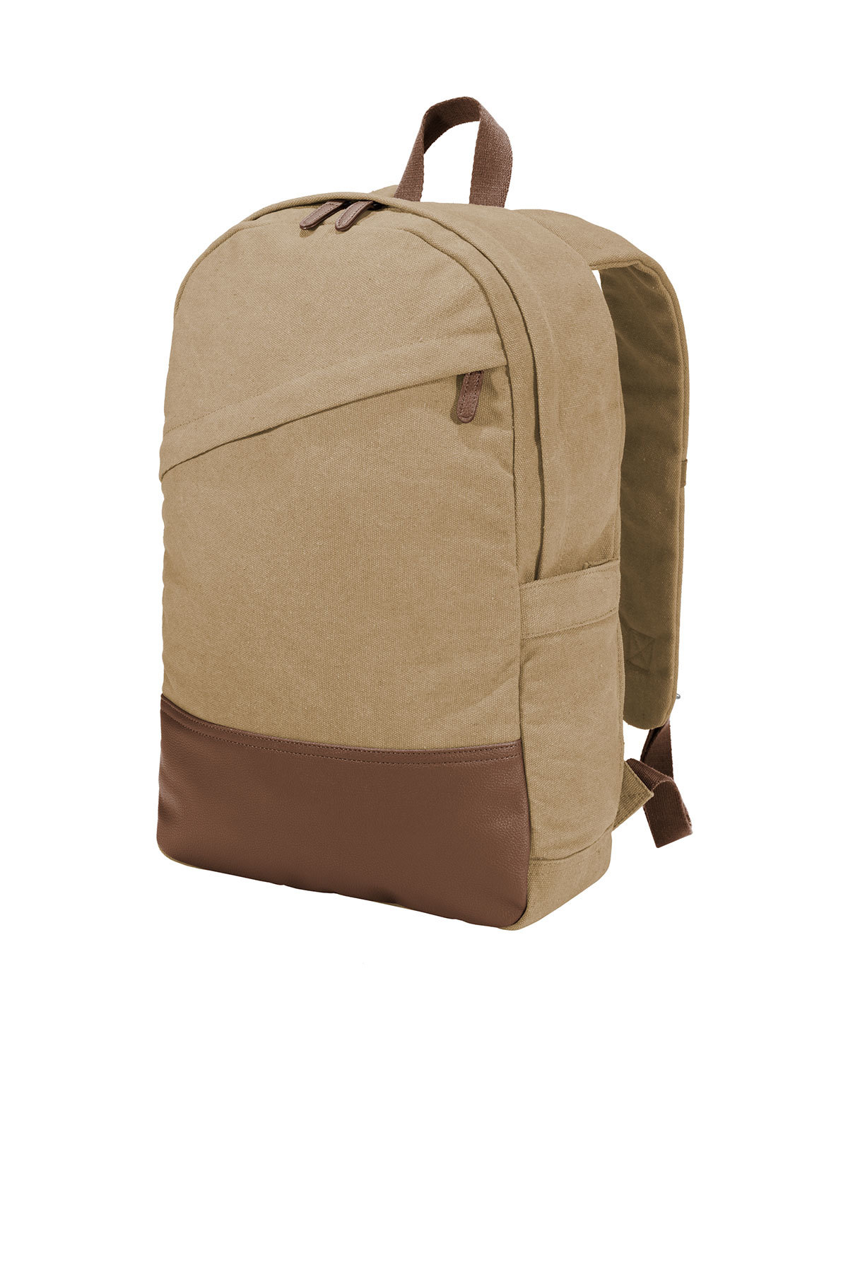 0bb39100ee Port Authority ® Cotton Canvas Backpack