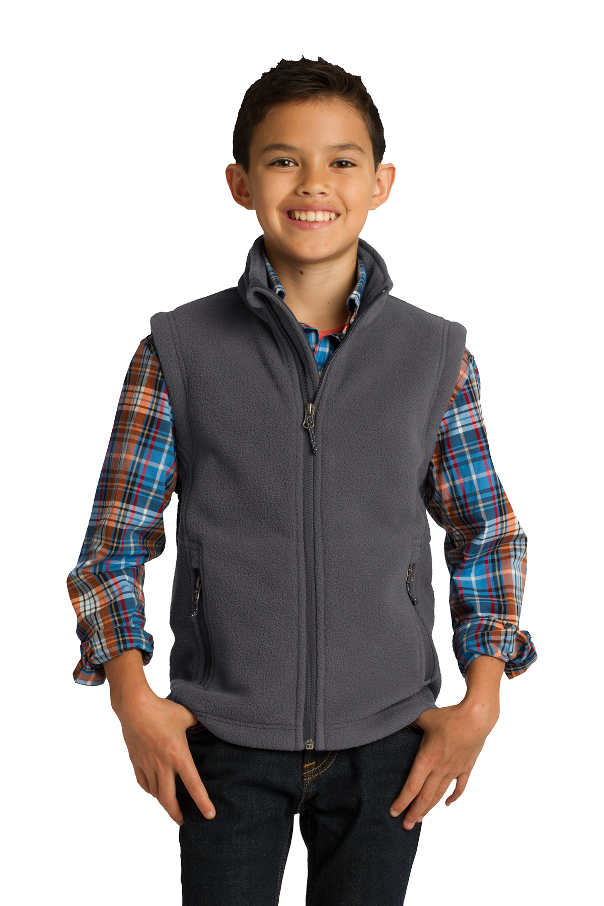 F219 Port Authority Value Fleece Vest