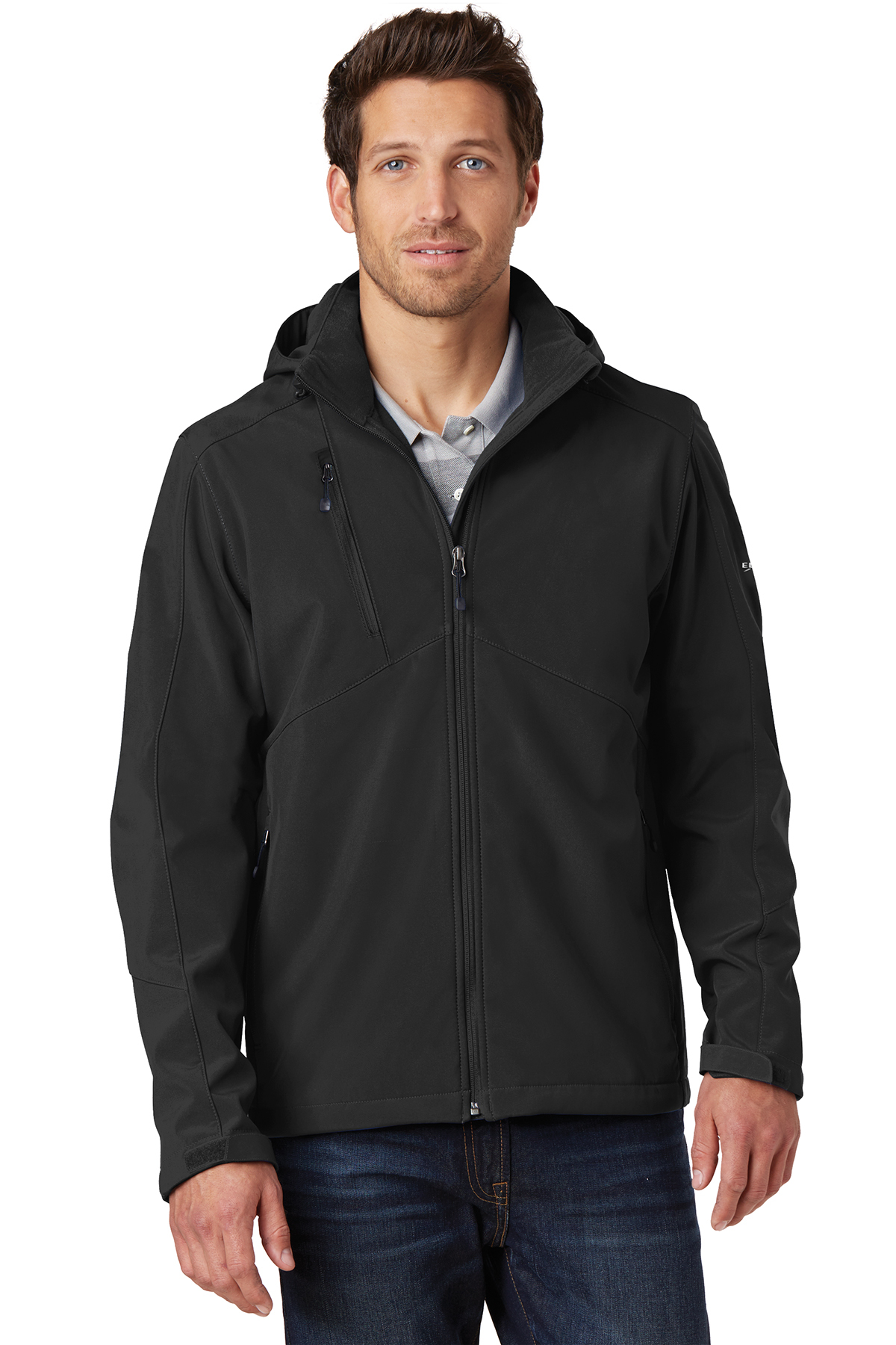 2ad47f58246 Eddie Bauer® Hooded Soft Shell Parka