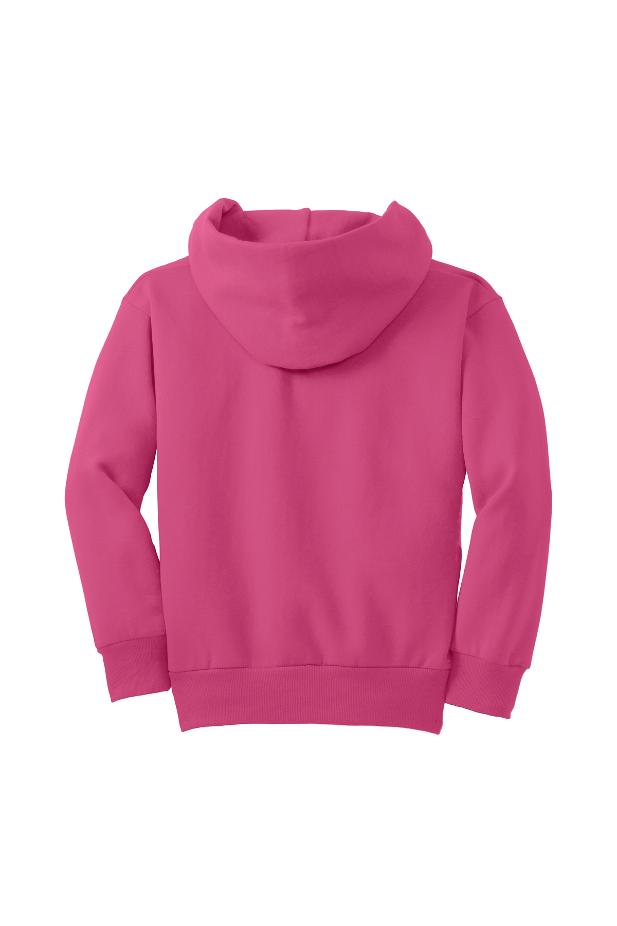 Sangria Port /& Company Youth Pullover Hooded Sweatshirt-XS