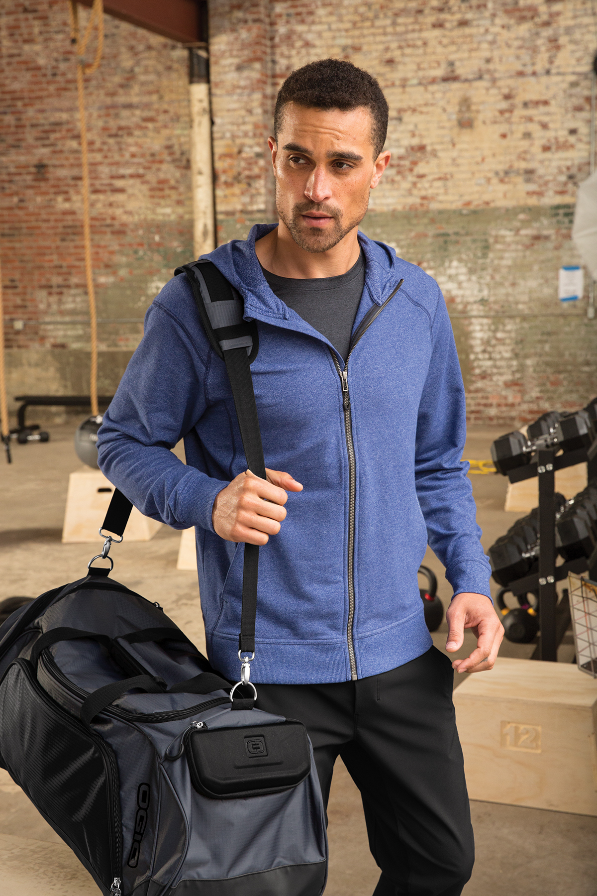 2dbd3b086be ... Duffels  OGIO® Transition Duffel. A maximum of 8 logos have been  uploaded. Please remove a logo from My Logos to continue