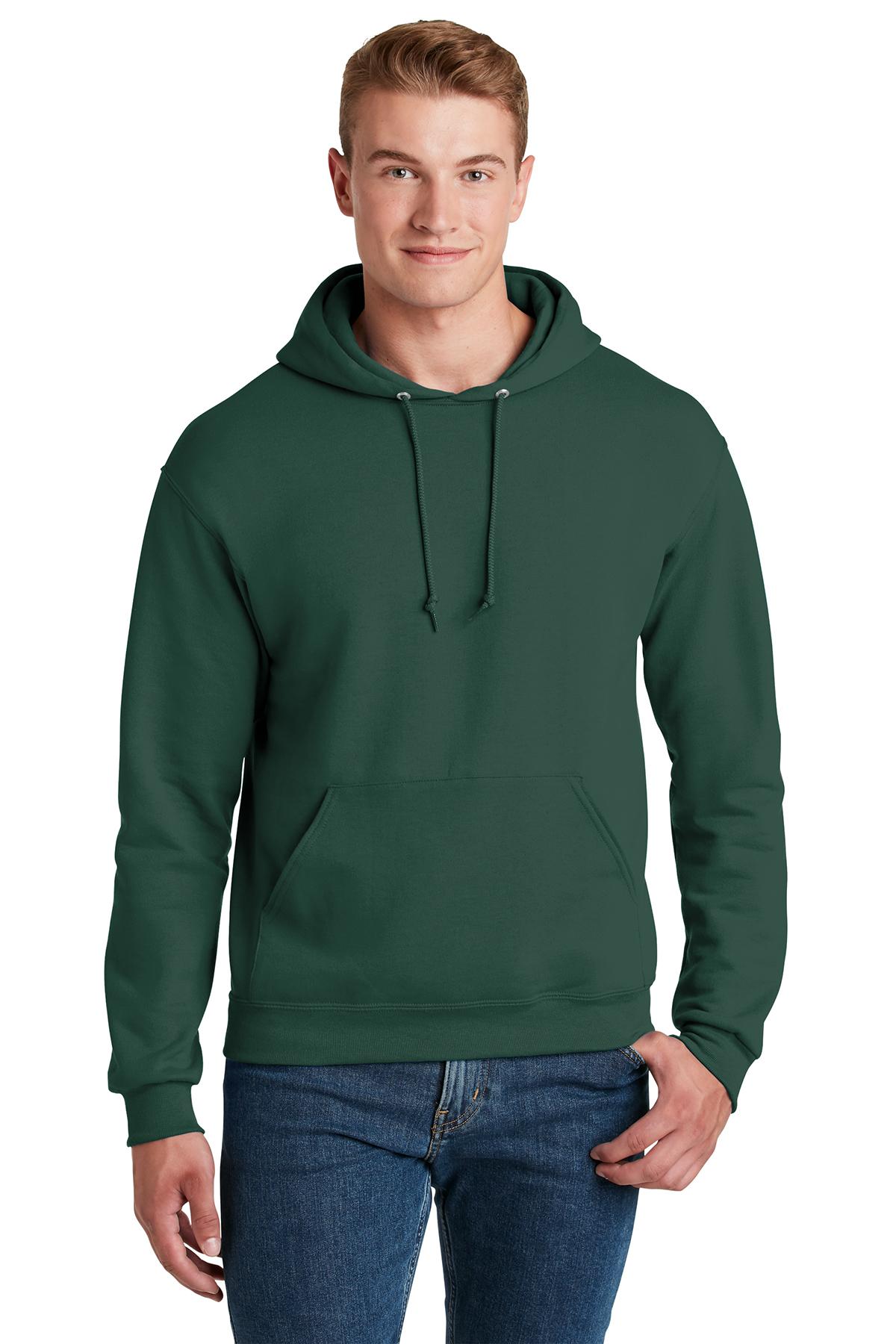 07f9a4de23f JERZEES® - NuBlend® Pullover Hooded Sweatshirt
