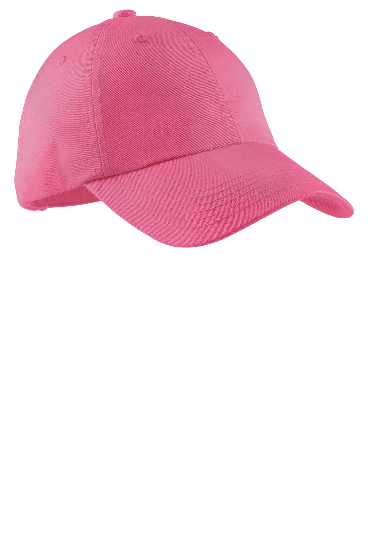 28f05880d00b8 Port Authority® Ladies Garment Washed Cap