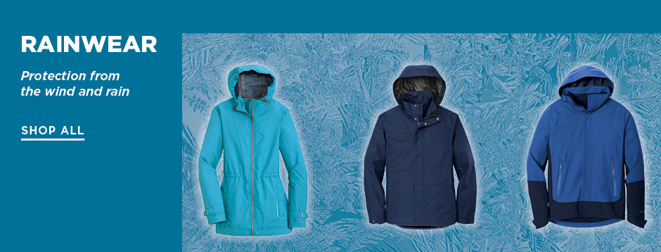 Outerwear Rainwear Shop All