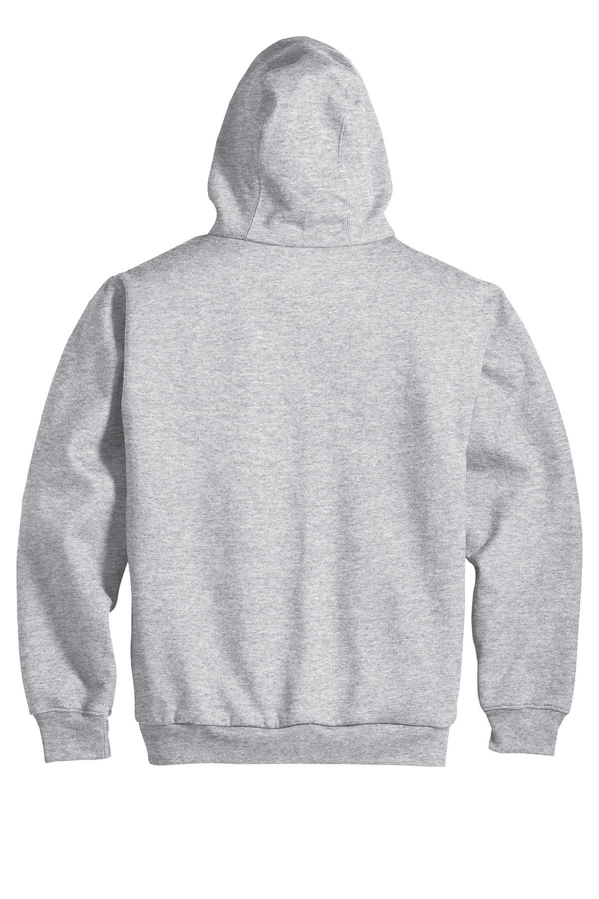 Heavyweight Full-Zip Hooded Sweatshirt CS620 CornerStone
