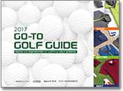 Selling Occasion Golf Guide Cover
