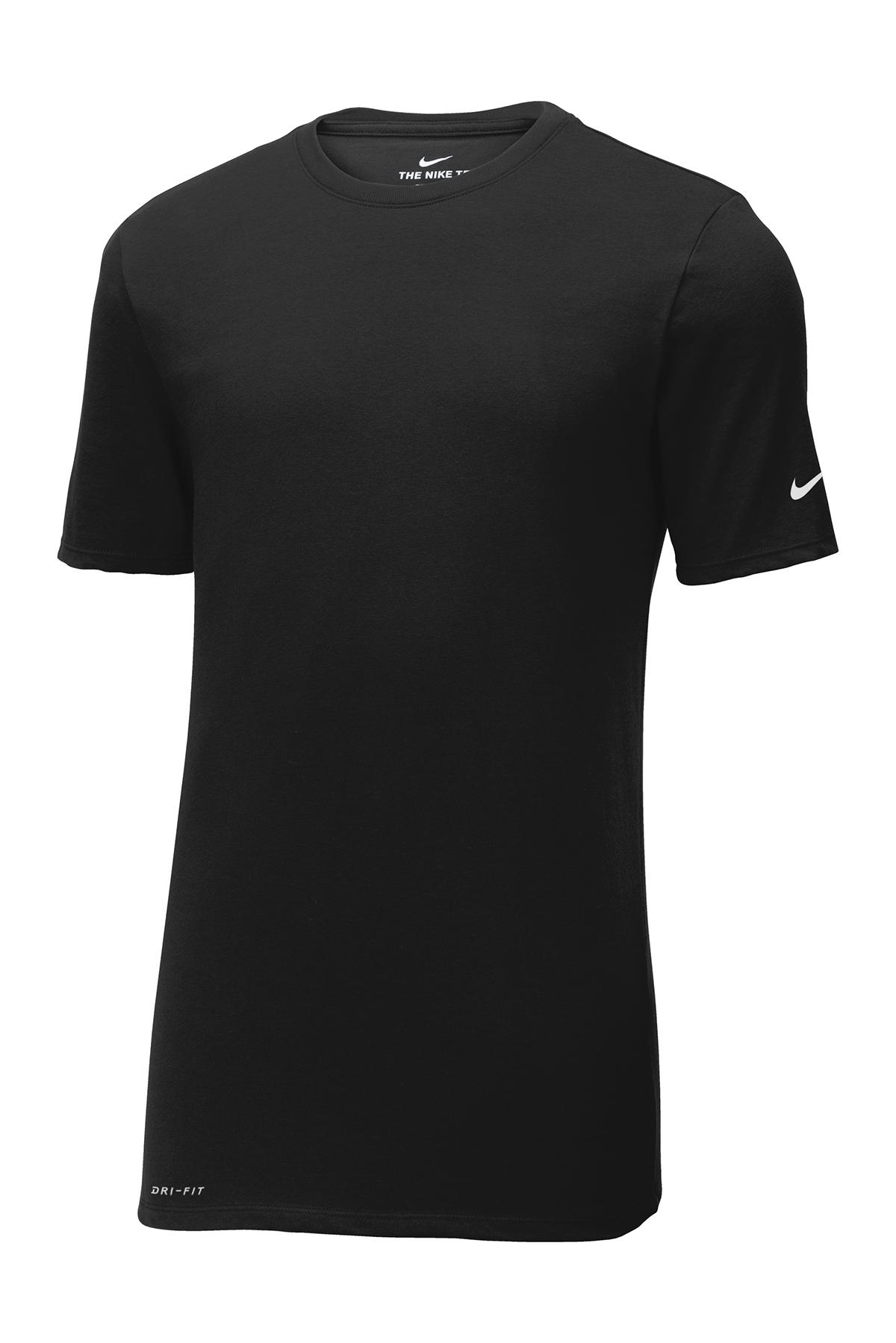 Cottonpoly Nike Performance T Tee Dri Fit Sanmar Shirts EqnAqr